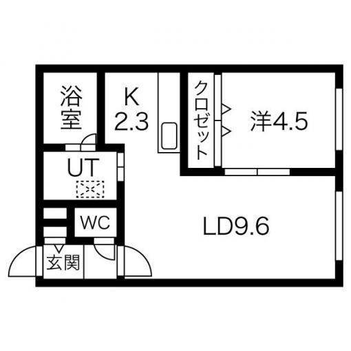 ★☆おしゃれなデザイナーズ仕様☆★CIAFUL(シアフル) 103号室 画像3