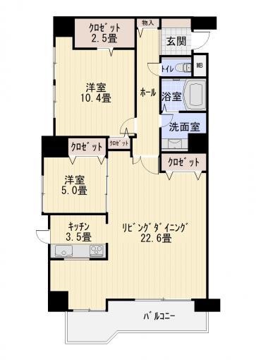 ライオンズマンション円山南 画像3