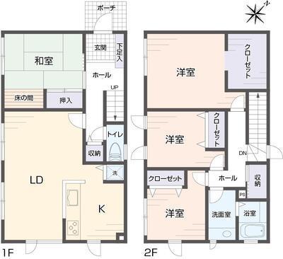 ◆真駒内 戸建 全室南西向きのセキスイハイム旧施工物件!◆ 画像3
