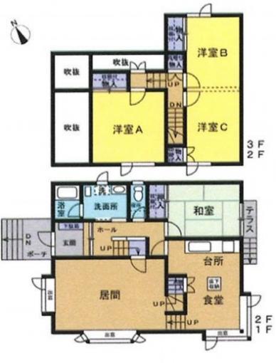 ◆千歳市稲穂3丁目 令和3年5月リフォーム済み!◆ 画像3