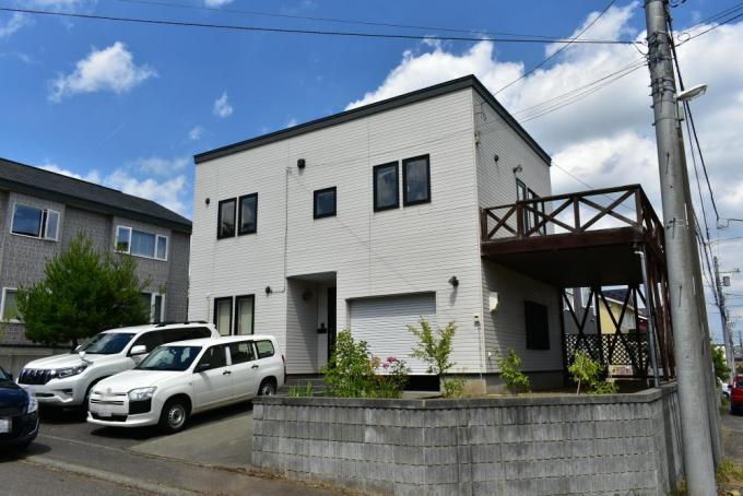 北海道北広島市希望ケ丘1丁目14-1 の売買中古一戸建物件詳細はこちら