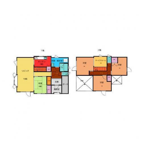 ◆当別町末広 土地面積82坪の高機能住宅!◆ 画像3