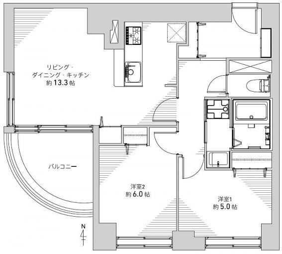#チサンマンション札幌第三 画像3