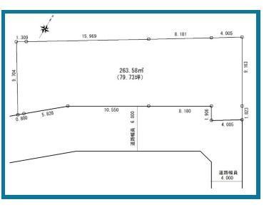 ◆小樽市銭函2丁目 売土地 海が近くにある閑静な立地!◆ 画像3