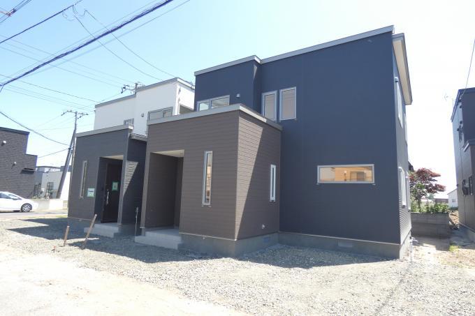 北海道札幌市北区篠路町上篠路30-20 の売買新築一戸建て物件詳細はこちら