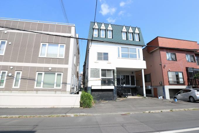 札幌市東区北21条東14丁目 土地 画像2