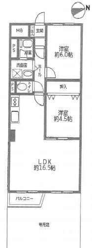 ◆グランドハイツ澄川B棟 令和3年7月内装リフォーム済み◆ 画像3