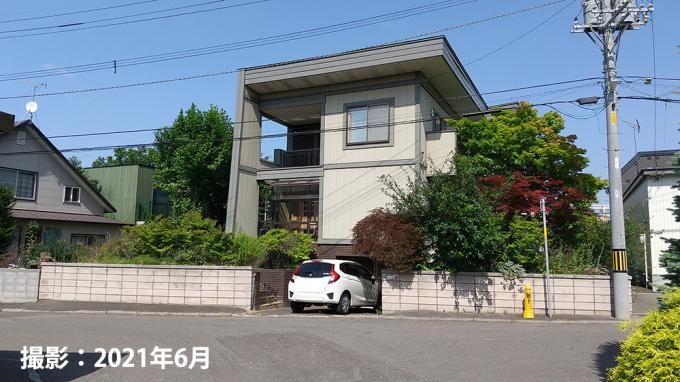 【建築条件付き】札幌市南区真駒内曙町3丁目 画像2
