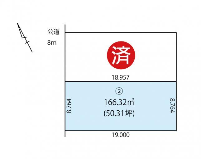 北海道札幌市清田区平岡四条3丁目13番 の売買土地物件詳細はこちら