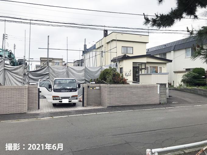 札幌市清田区平岡4条3丁目【建築条件付き】 画像3
