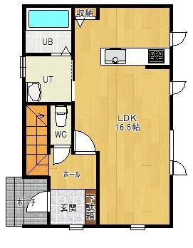 リノベーション住宅 【前田9条17丁目・戸建】 画像3