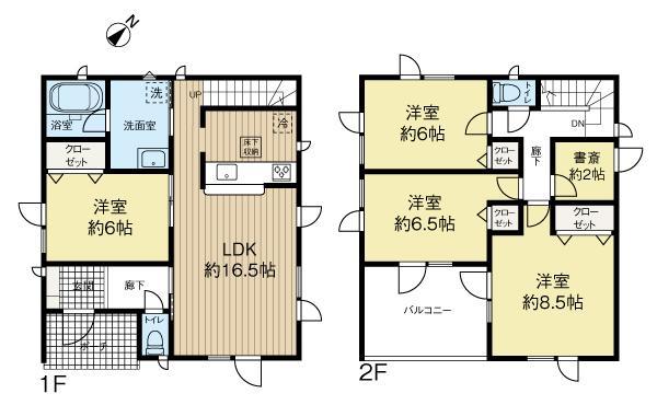 厚別東5-3 新築分譲住宅(2号棟) 画像3