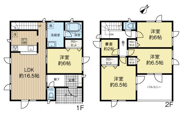 厚別東5-3 新築分譲住宅(3号棟) 画像3