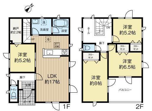 厚別東5-3 新築分譲住宅(4号棟) 画像3