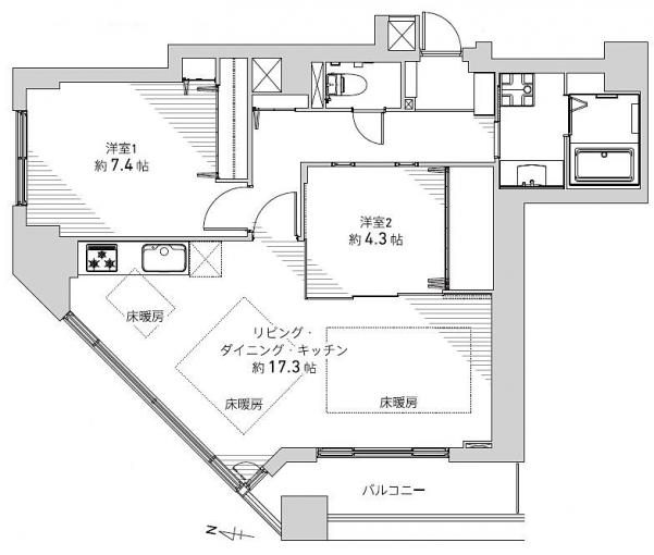 ゼファー札幌ステーション 画像3