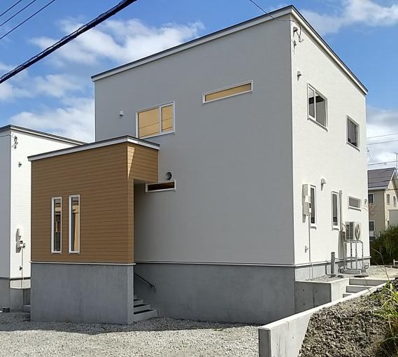 北海道小樽市新光町324-191 の売買新築一戸建て物件詳細はこちら