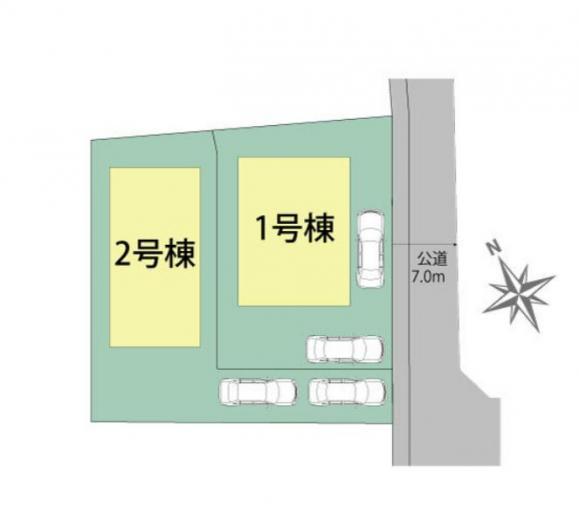 真駒内泉町3丁目 新築住宅【2号棟】 画像3