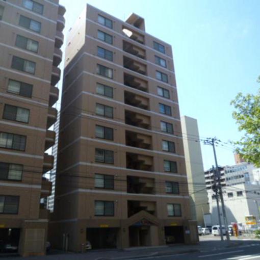 北海道札幌市中央区南二条東3丁目9-1 の賃貸マンション物件詳細はこちら