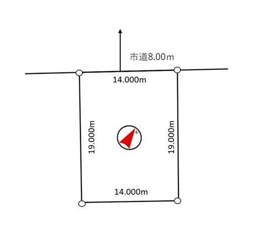 北海道札幌市厚別区青葉町8丁目9-8 の売買土地物件詳細はこちら