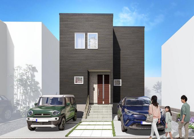 北海道札幌市白石区菊水元町一条5丁目4-5 の売買新築一戸建て物件詳細はこちら