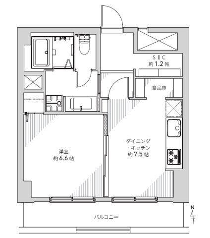 パシフィック札幌第一マンション 画像2