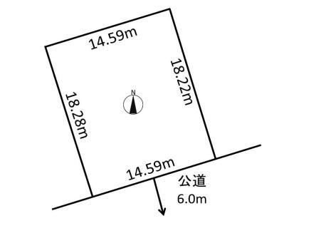 ◆西野4条10丁目 売土地 建築条件なし!◆ 画像3