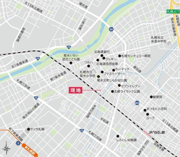 【ジョンソンホームズの建売 SOUHOUSE】菊水元町1条5丁目B 画像2