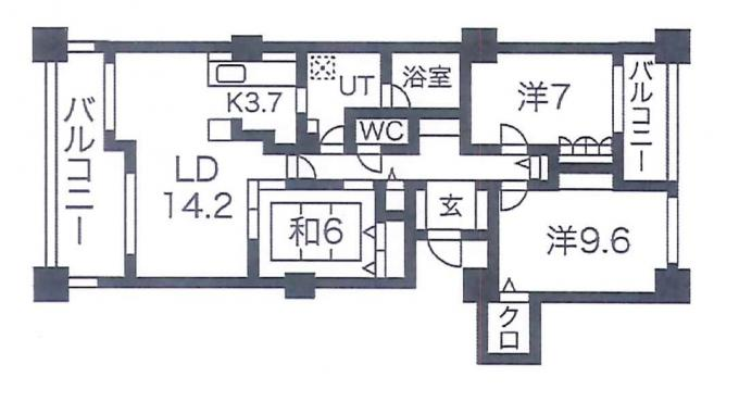 アパタワーズ札幌大通公園 画像3