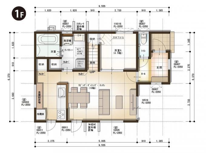 札幌市清田区清田7条3丁目 新築建売住宅 画像3