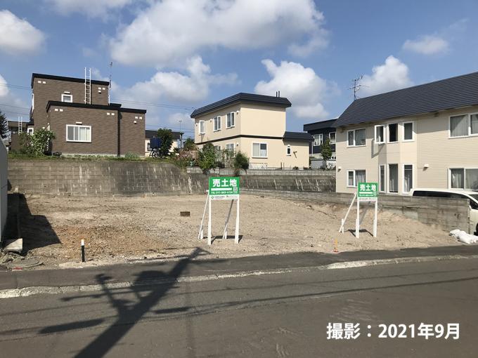 札幌市清田区里塚1条3丁目【ハウジングカフェ】 画像2