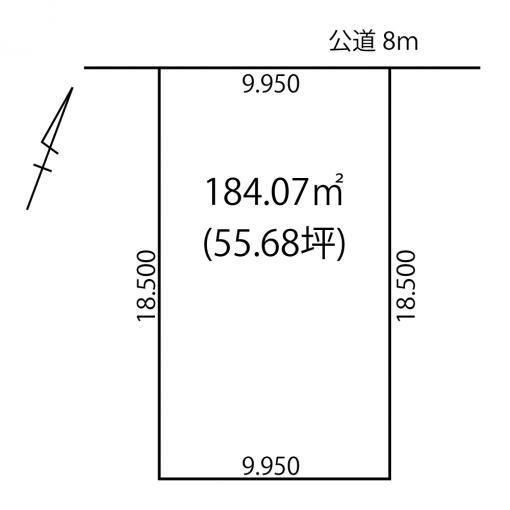 北海道苫小牧市拓勇西町3丁目7番 の売買土地物件詳細はこちら