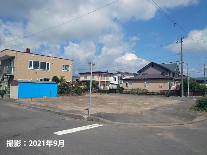 【建築条件付き】苫小牧市春日町3丁目 画像3