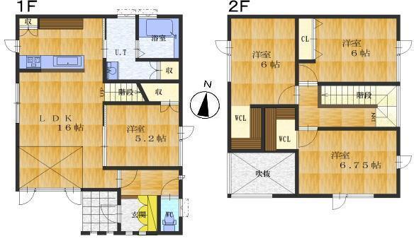 北区上篠路町上篠路30-22goodfield新築住宅 画像3