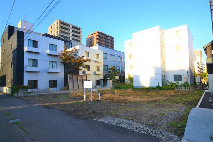 ◆北4条西26丁目 売土地 建築条件無し!◆ 画像2