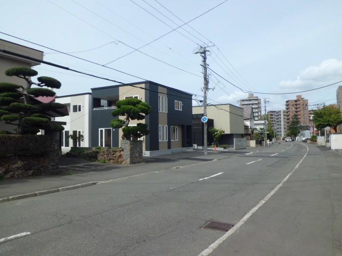 真駒内泉町1丁目 耐震高気密高断熱住宅 大手メーカー施工 画像2
