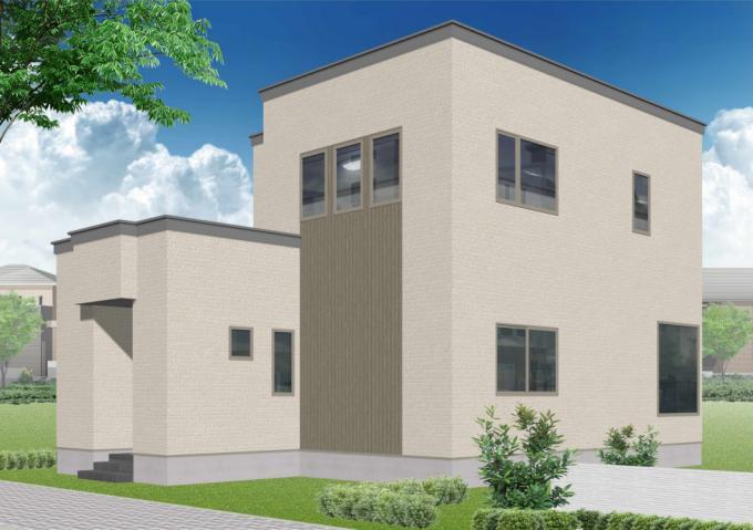新築戸建・限定1邸・令和3年11月完成予定【大麻北町】 画像2