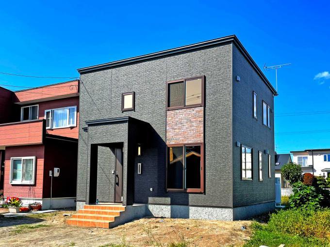 北海道苫小牧市澄川町5丁目6番6、7 の売買新築一戸建て物件詳細はこちら