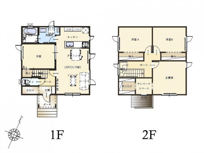 【コスモ建設】S.CLOとワークスペースのある家  Oradea  オラデア 画像3
