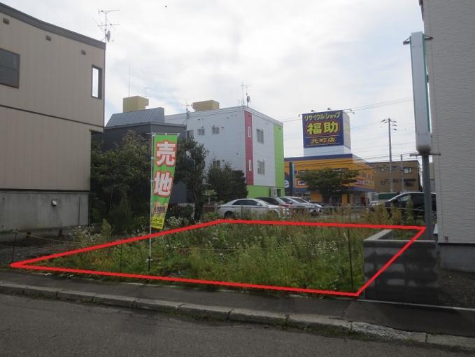 元町駅徒歩15分 売土地 〔建築条件付〕 画像2