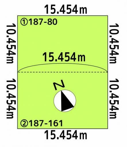 札幌市東区中沼町187番80、187番161 画像2
