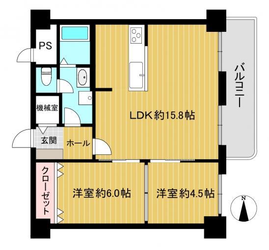ライオンズマンション真駒内公園 画像3