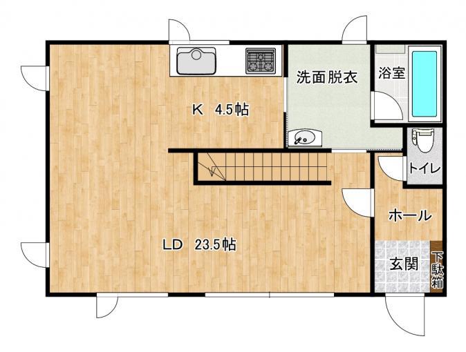 豊幌美咲町42-12 画像3