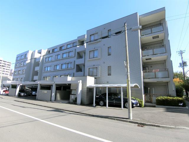 北海道札幌市中央区南十三条西22丁目1-47 の売買中古マンション物件詳細はこちら