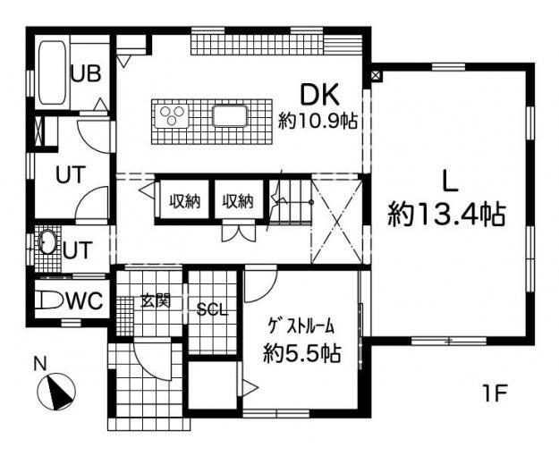 ◆東雁来13条2丁目 ジョンソンホームズ施工築浅物件!◆ 画像3