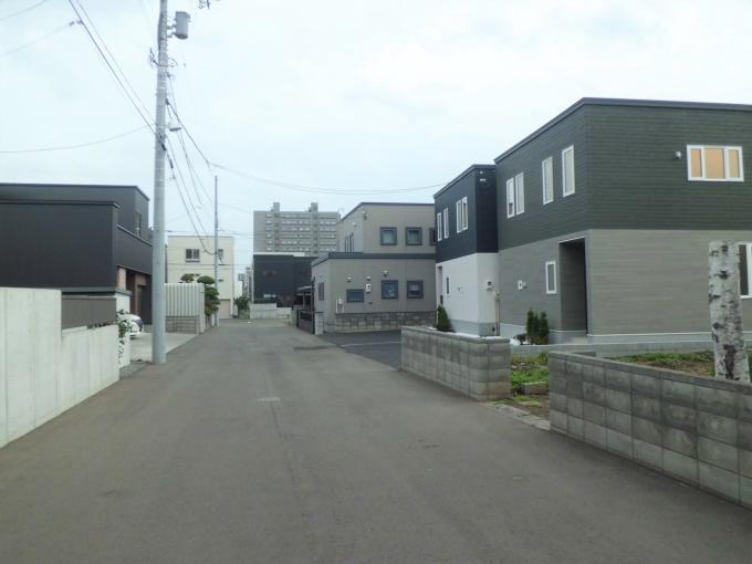 宮の森4条4丁目 耐震高気密高断熱住宅 大手メーカー施工 画像2