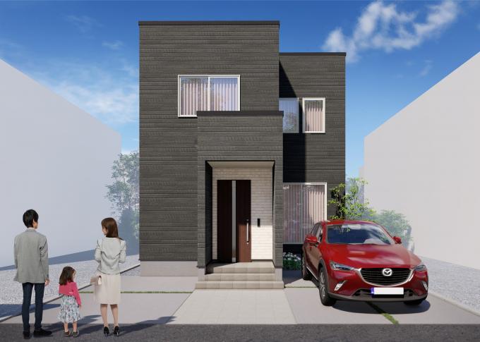 北海道札幌市白石区東札幌二条4丁目5 の売買新築一戸建て物件詳細はこちら