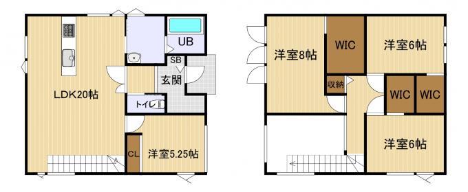 10/30・31オープンハウス開催!北丘珠5-3新築戸建!! 画像3