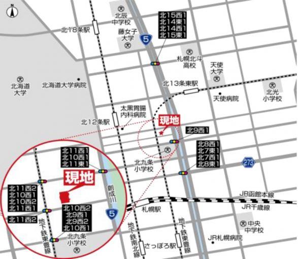 【再生マンション】北10条グランドハイツ 画像2