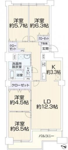 【再生マンション】北10条グランドハイツ 画像3