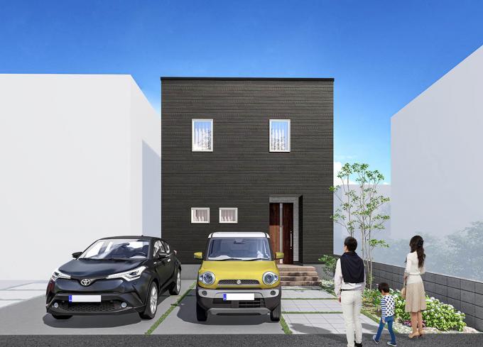 北海道恵庭市柏陽町 JR千歳線[恵み野]の売買新築一戸建て物件詳細はこちら